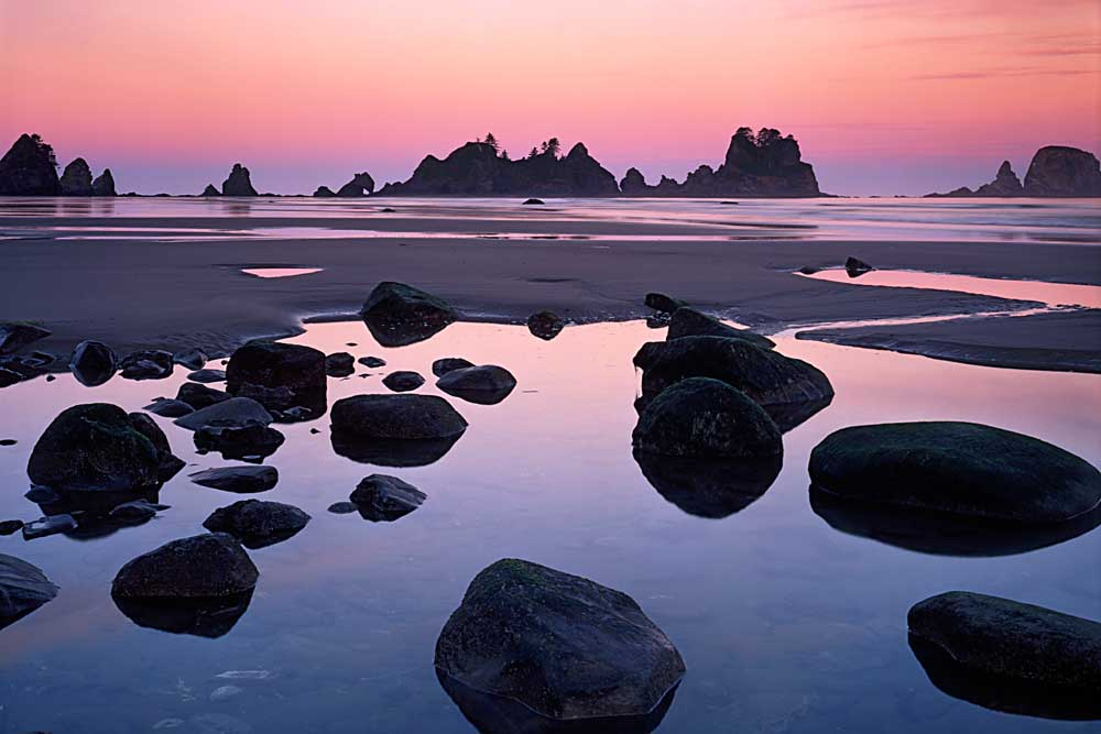 Shi Shi Beach, Olympic National Park, Washington # 1636