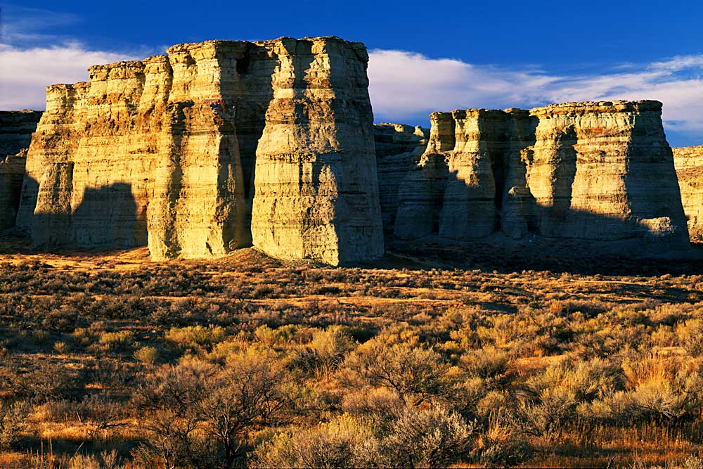 Pillars of Rome, Malheur County, Oregon # 5111