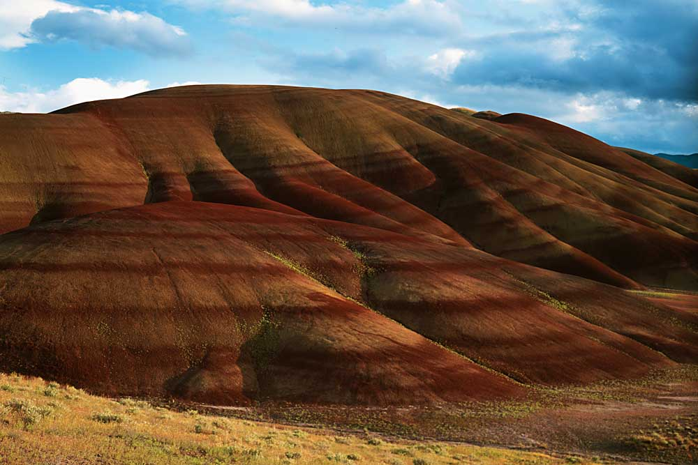 Painted Hills, John Day Fossil Beds National Monument, Oregon # 5541