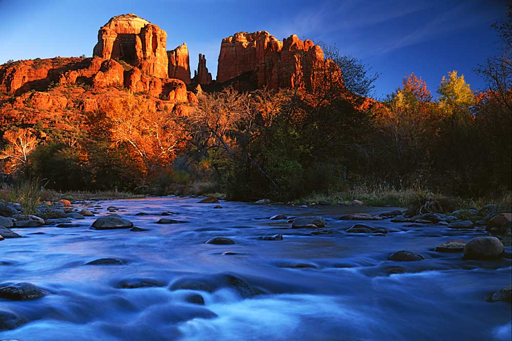 Cathedral Rock, Oak Creek, Arizona # 6175