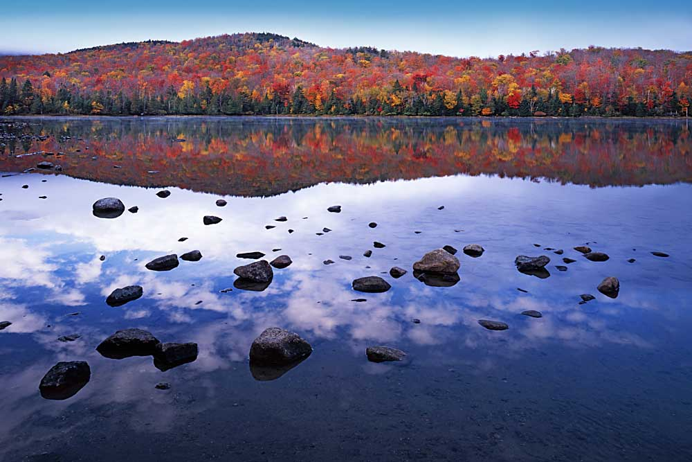 Heart Lake, Adirondack Park, New York # 8228