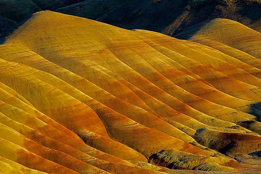 The Painted Hills Unit, John Day Fossil Beds National Monument, Oregon # 3631