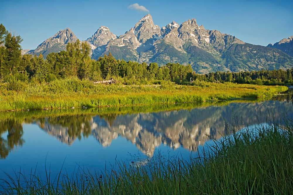 Grand Teton National Park, Wyoming # 8671