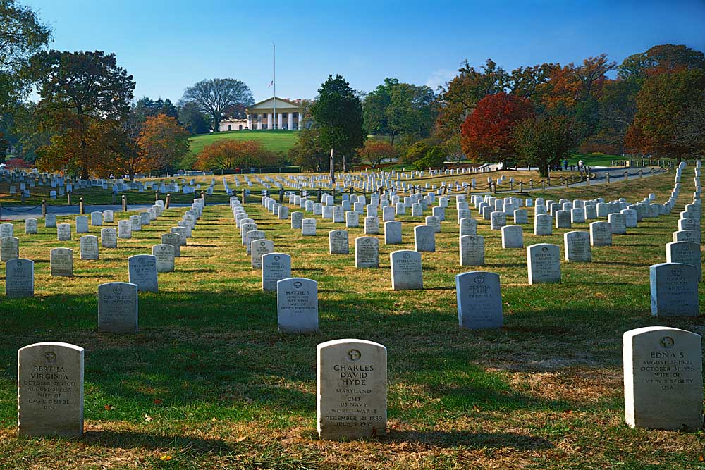 Arlington National Cemetery, Virginia # 9791
