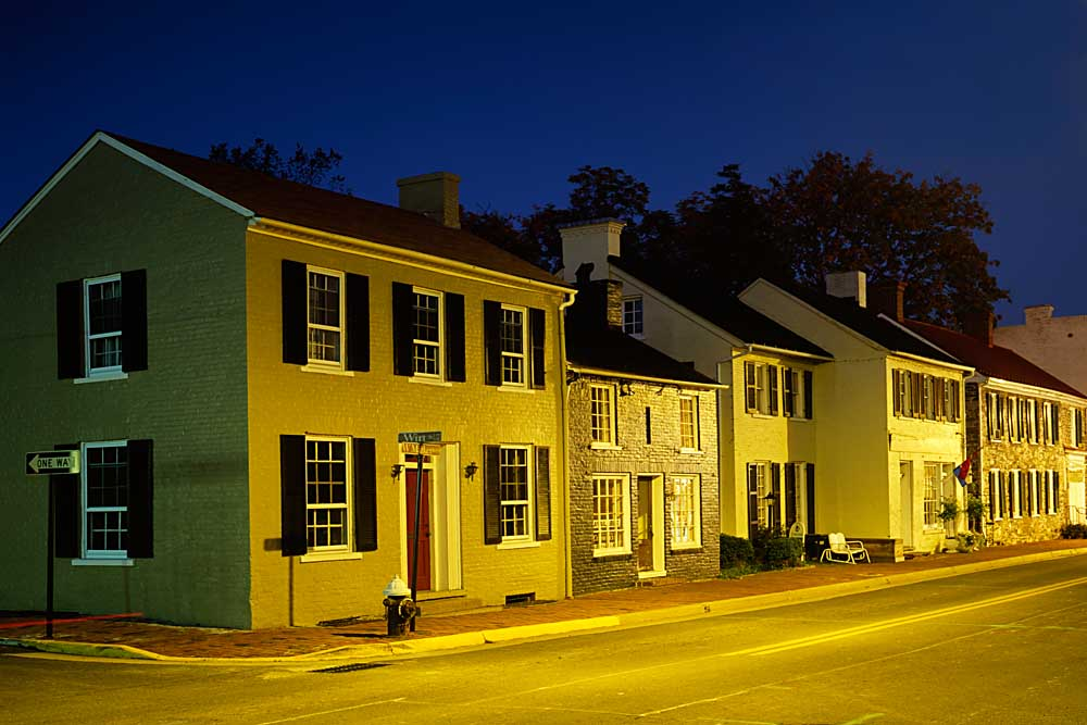 Twilight, Leesburg, Virginia # 9822