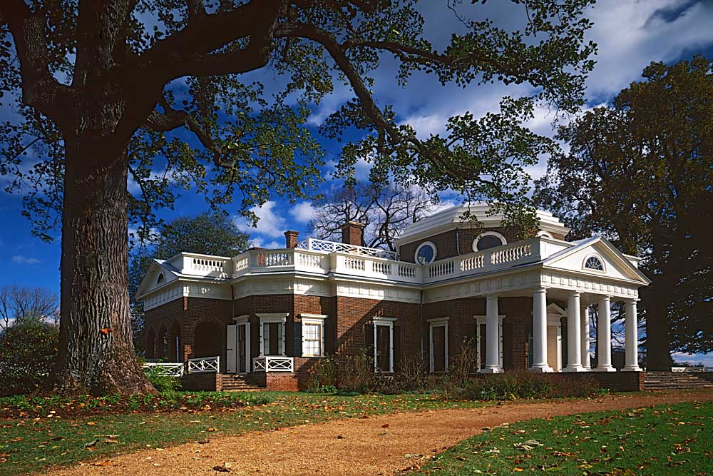 Monticello, Albemarle County, Virginia # 9833
